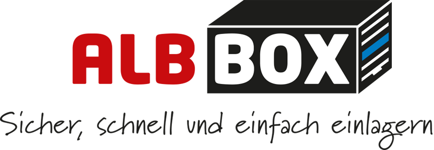 Logo Alb Box